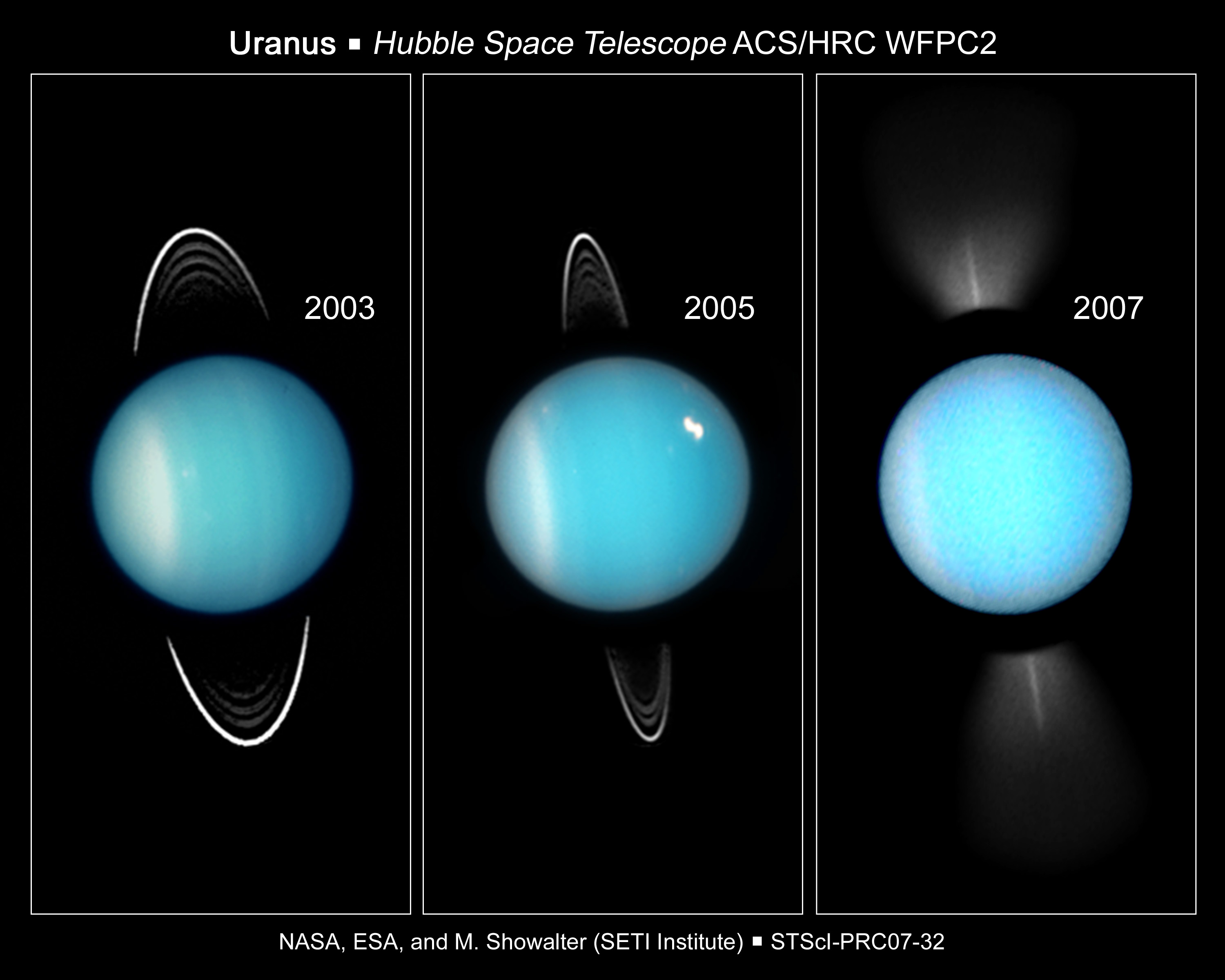 what is the color of uranus the planet