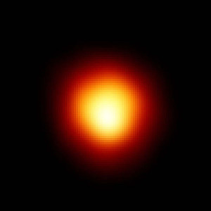 Betelgeuse is a red supergiant star approaching the end of its life cycle.