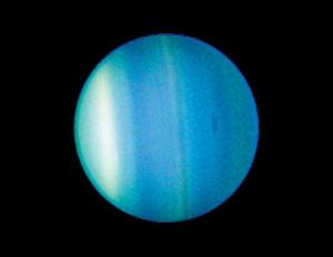 Image of Uranus. Credit: NASA