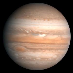 Image of Jupitor. Credit: NASA