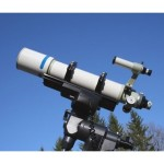 Typical optical refractor telescope image by Jim Mills from Fotolia.com