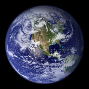 Image of Earth. Credit: NASA