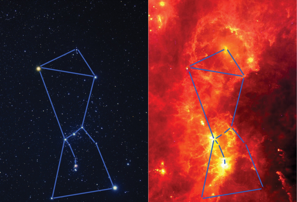 an introduction to the constellation orion