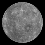 Image of Mercury. Credit: Universe Today