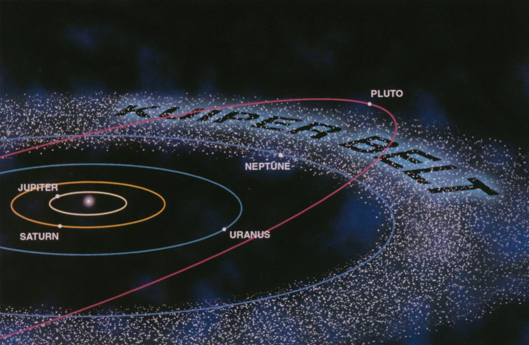 The Kuiper Belt. NASA