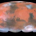Mars_HST_Mollweide_map_1999